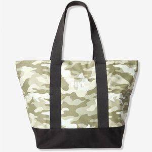 NEW! PINK Victoria's Secret Camo Tote Bag